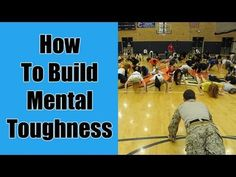 How To Build Mental TOUGHNESS - YouTube