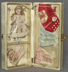 Parte de la historia de las muñecas en miniatura - Feria de los Maestros - hecho a mano, hecho a mano