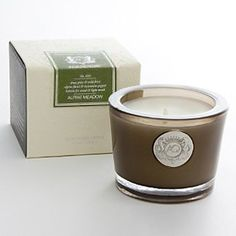 Aquiesse Alpine Meadow Small Soy Candle - Soy wax blend. Lead-free wicks. 4.5 oz. Sale $17.99.