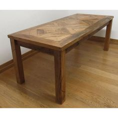 British Made Reclaimed Oak Dining Table by Oak & Iron Furniture, the perfect gift for Explore more unique gifts in our curated marketplace. Iron Furniture, Modern Furniture, Oak Dining Table, Dining Room, Bold Colors, Colours, Craftsman, British, Straight Lines
