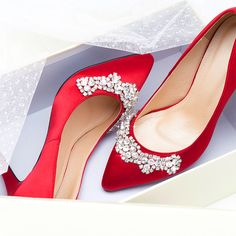 high heels with gemstones - Google Search