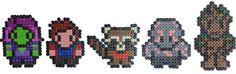 Guardians of the Galaxy Hama Original Design MEVCraftDesings -- Various Attachments