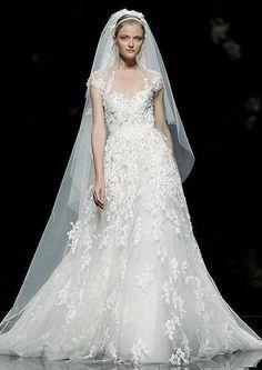 vestido de noiva renda 2013