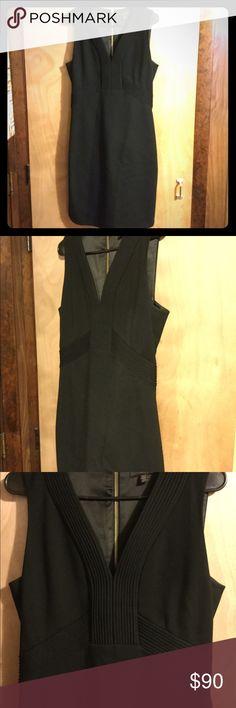 Ted Baker Sleeveless Dress Gorgeous Ted Baker Black Sleeveless Dress Ted Baker size 3 = size 8 Make an Offer! Ted Baker Dresses Midi