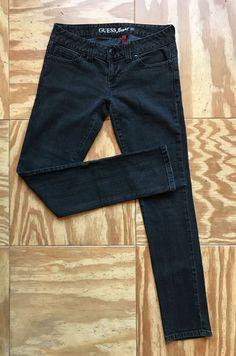 Guess Daredevil Skinny Jeans