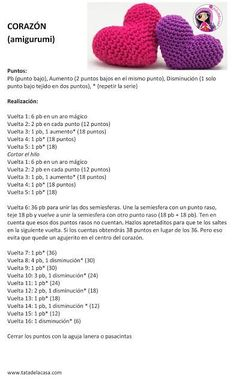 Terrific Free crochet amigurumi paso a paso Strategies Patrones de amigurumis gratis paso a paso Crochet Doll Pattern, Crochet Patterns Amigurumi, Crochet Dolls, Crochet Stitches, Crochet Diy, Love Crochet, Crochet Flowers, Patron Crochet, Amigurumi Tutorial