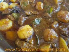 Bredies / Stews Archives - Food Lovers Recipes Curries, Kos, Stew, Beans, Lovers, Vegetables, Recipes, Curry, One Pot
