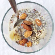 I am always looking for quick, simple and easy make-ahead breakfasts and workout snacks that I can also take with me on the go. This very basic recipe for creamy chia pudding is just that: a large batch can be made the night before in seconds, popped into your fridge, and will last you through … Read more...