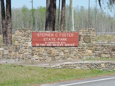 Stephen C Foster State Park Recently Held An Event That Caters To The More Adventurous