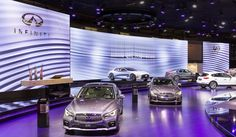 Infiniti Mondial de l'Automobile 2014 - Sarah Bair Kloepfer