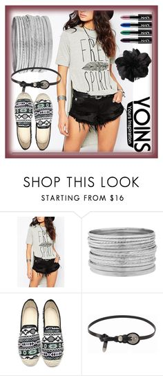 """""""Yoins#29"""" by bamra ❤ liked on Polyvore featuring yoins, yoinscollection and loveyoins"""