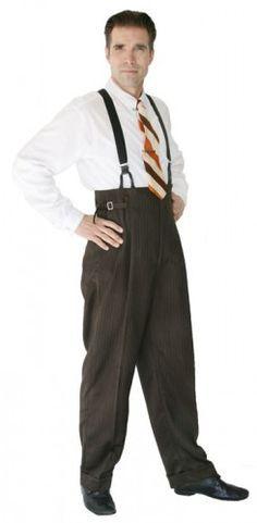 ReVamp Vintage Men's 1940s Clothing