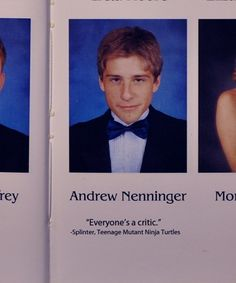 Senior Yearbook Quotes Endearing The Sarcastic Yearbook Quote 4  W O R D ✨  Pinterest  Yearbook