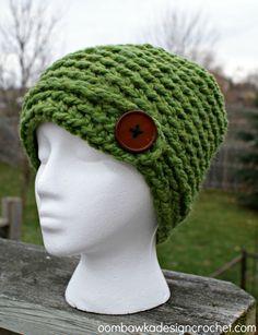 Snap! I Lost My Hat! Pattern Oombawka Design Crochet