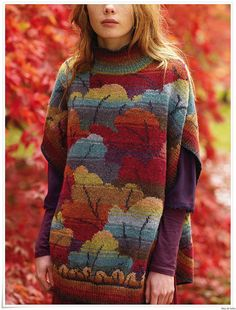 Knitted pullover - Rowan