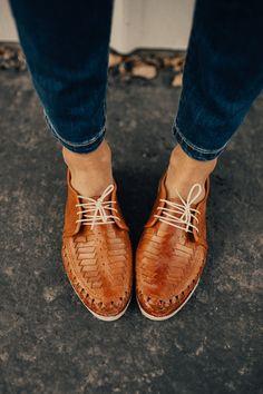 Imelda Woven Shoe | ROOLEE