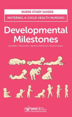 Developmental Milestones: Nursing Study Guide
