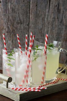 Ginger Lemonade! Use Splenda instead of sugar
