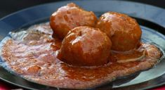 Ćufte u sosu - Moja Balkanska Kuhinja