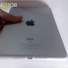 Leaked Images Purportedly Show Working iPad Mini