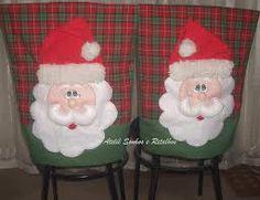 capas de cadeiras de natal - Buscar con Google