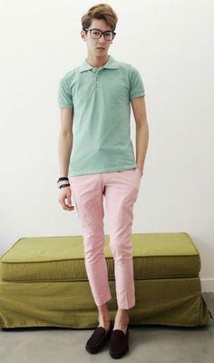 韓國男生簡約修身服飾搭配 @ 有妖氣的部落格 :: 痞客邦 PIXNET ::