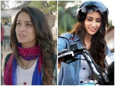 Shraddha Kapoor Look in Ek Villain Villain Film, Shraddha Kapoor Saree, Mohit Suri, Thriller Film, Plaid Scarf, Bollywood, That Look, Style Inspiration, Hd Wallpaper