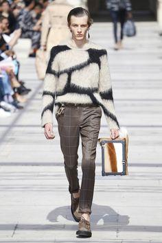Louis Vuitton | Menswear - Spring 2017 | Look 4