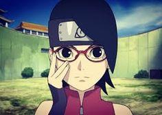 Hello, I am Sarada Uchiha. of the Uchiha clan. My father is Sasuke, and my mother is Sakura. we're a family of three. I have Sharingan, and I inherited my mother's big forehead. Anime Naruto, Sarada Uchiha Tumblr, Sakura E Sasuke, Sasuke Sakura Sarada, Boruto And Sarada, Naruto Oc, Naruto Shippuden, Manga Anime, Naruto Gaiden
