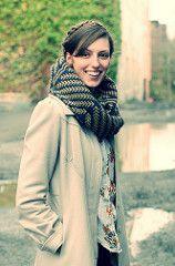 Ravelry: Pine Bough Cowl pattern by Dianna Walla