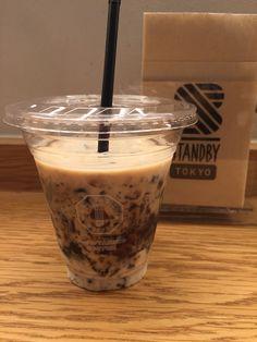 東京駅 スタンバイトーキョーのコーヒーゼリー♡