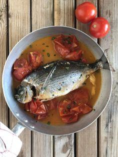 occhiata all'acqua pazza Cooking Time, Fish, Meat, Ichthys