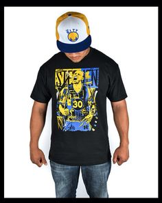 Golden State Warriors- Steph Curry - Heroics Clothing 3a62a56b7