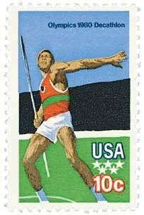 Aspiring Stamp Olympic Athletics Track 2012 London Rare Artstamp Sports Memorabilia London 2012