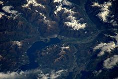 https://flic.kr/p/GPJD8X | Lake Maggiore | Lake Maggiore and the foothills of the Swiss Alps   Credits: ESA/NASA  140A8276