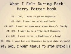 reading harry potter (accurate)