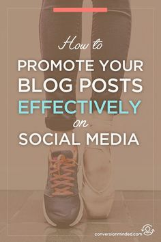 How to Promote Your Blog Posts Effectively on Social Media | Want to get more traffic to your website through social media? Check out this sample scheduling calendar!