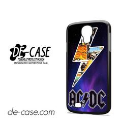 ACDC Lightning DEAL-239 Samsung Phonecase Cover For Samsung Galaxy S4 / S4 Mini
