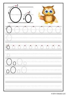 FREE Tracing Worksheet for Kids. Education Craft and Worksheet for Preschool,Toddler and Kindergarten. Learn to write the alphabet with 123 Kids Fun. Printable Alphabet Worksheets, Language Arts Worksheets, Alphabet Tracing, Alphabet For Kids, Tracing Worksheets, Alphabet Book, Handwriting Worksheets, Handwriting Practice, Preschool Writing