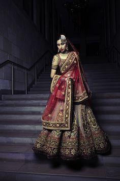 Best Bridal Lehenga Collection 2017 By Top 10 Indian Bridal Designers Tarun Tahiliani, Indian Dresses, Indian Outfits, Bridal Lehenga Collection, Pakistani Bridal Wear, Indian Attire, Indian Wear, Indian Style, Asian Bridal