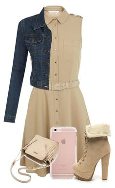 """Hello"" by miagrace7 ❤ liked on Polyvore featuring Miss Selfridge and LE3NO"