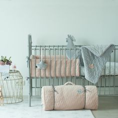 Girl Room, Baby Room, Cribs, Nursery Ideas, Bed, Furniture, Modern, Home Decor, Cots