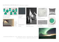 Inspired by Aurora Borealis