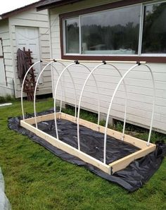 Raised gardens are a fantastic alternate means of gardening in that they ensure you'll be able to have healthy, fresh crops all the time. But one challenge that having a raised garden doesn't entirely eliminate is that of weather and other external factors harming the plants.