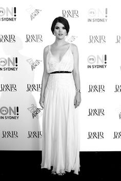 Emma at the 26th Annual ARIA Awards in Sydney