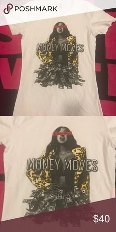 CARDI B T-SHIRTS JUST IN TIME FOR ALBUM RELEASE IF YOH LOVE YOU SOME CARDI-B YOU HAVE TO HACE THIS LIMITED EDITION CARDI B T-SHIRTS JUST IN TIME FOR ALBUM RELEASE Tops Tees - Short Sleeve