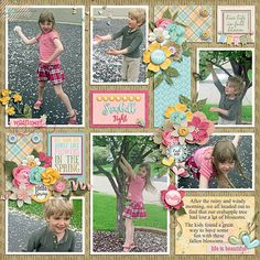 GingerScraps :: Kits :: Blossom - Kit by Aprilisa Designs