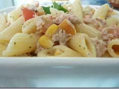 Receta Ensalada de pasta con atun y jamon, para Anaigb8512 - Petitchef