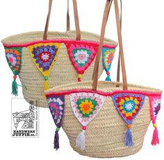 Crochet bunting Handicraft Juffie: YEAR!