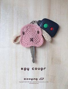 Crochet Pattern Coelho Key Tampa Coelho Applique by meinuxing